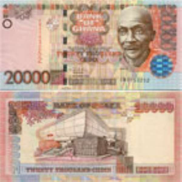 Cedi Now International Currency!